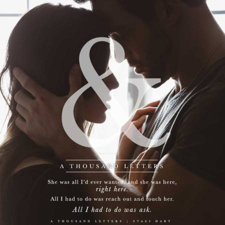 Image result for a thousand letters staci hart teaser