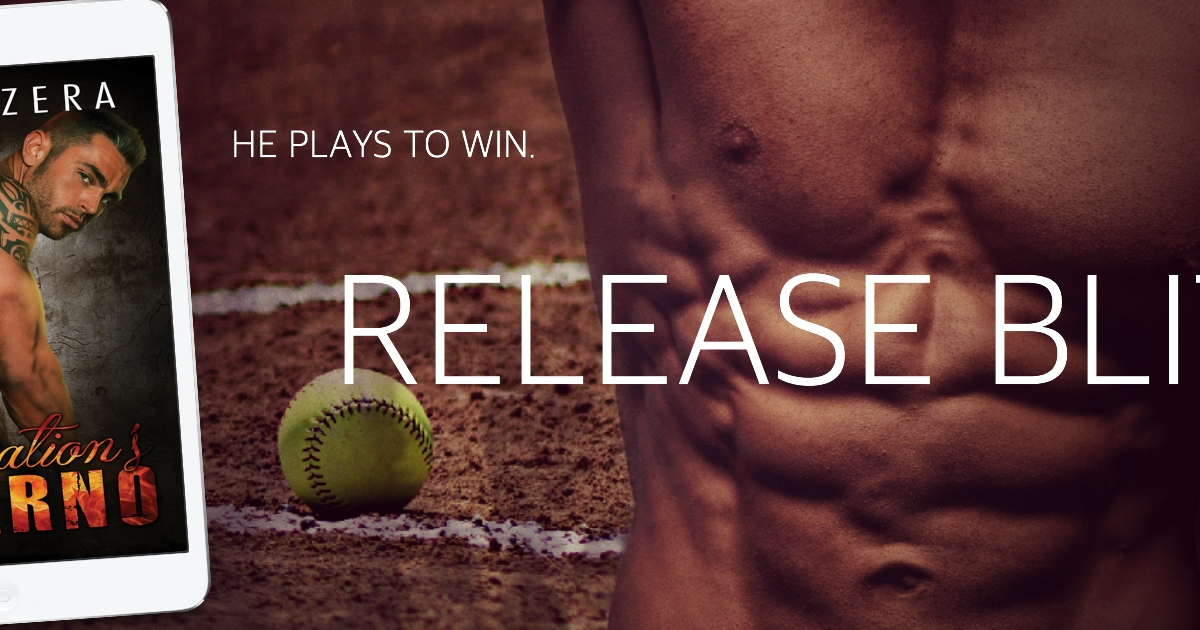 Release Blitz# Salvation's Inferno by Kat Mizera is NOW LIVE