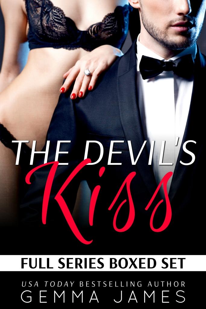 THE DEVIL'S KISS TDKBoxedSet[38472]