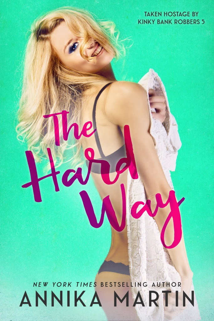 The Hard Way AMAZON 72[38410]