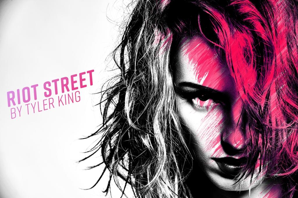 RIOT STREET RedSplash[53452]