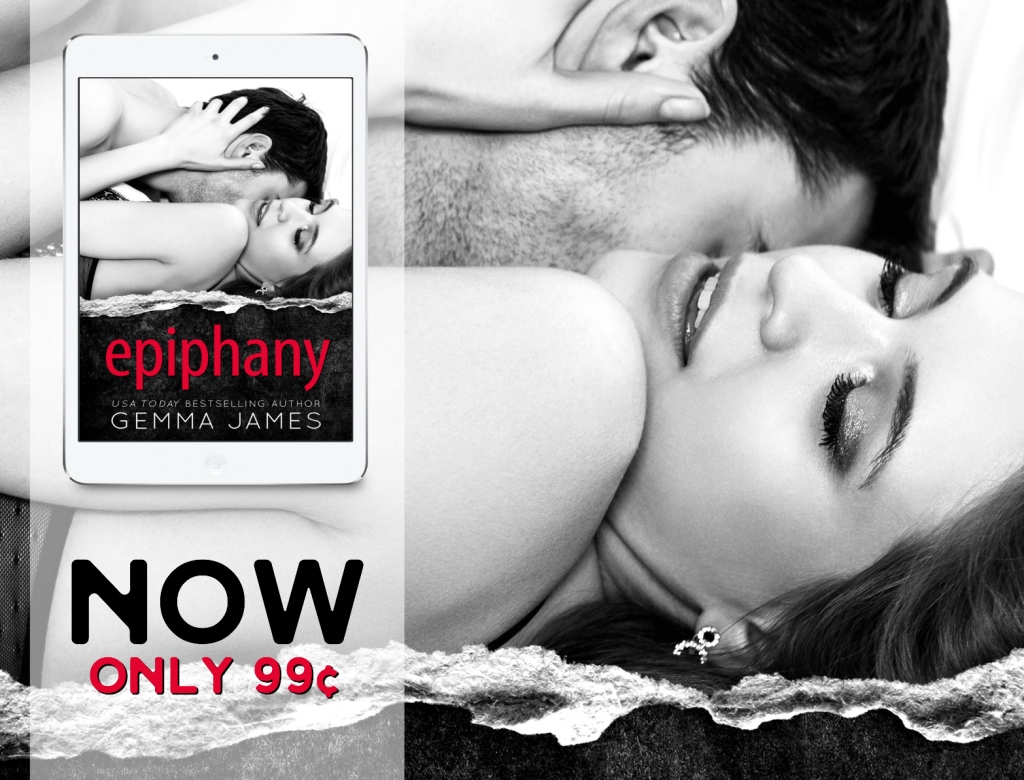 Epiphany by Gemma james 99c