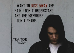 TRAITOR - Kiss away[63255]