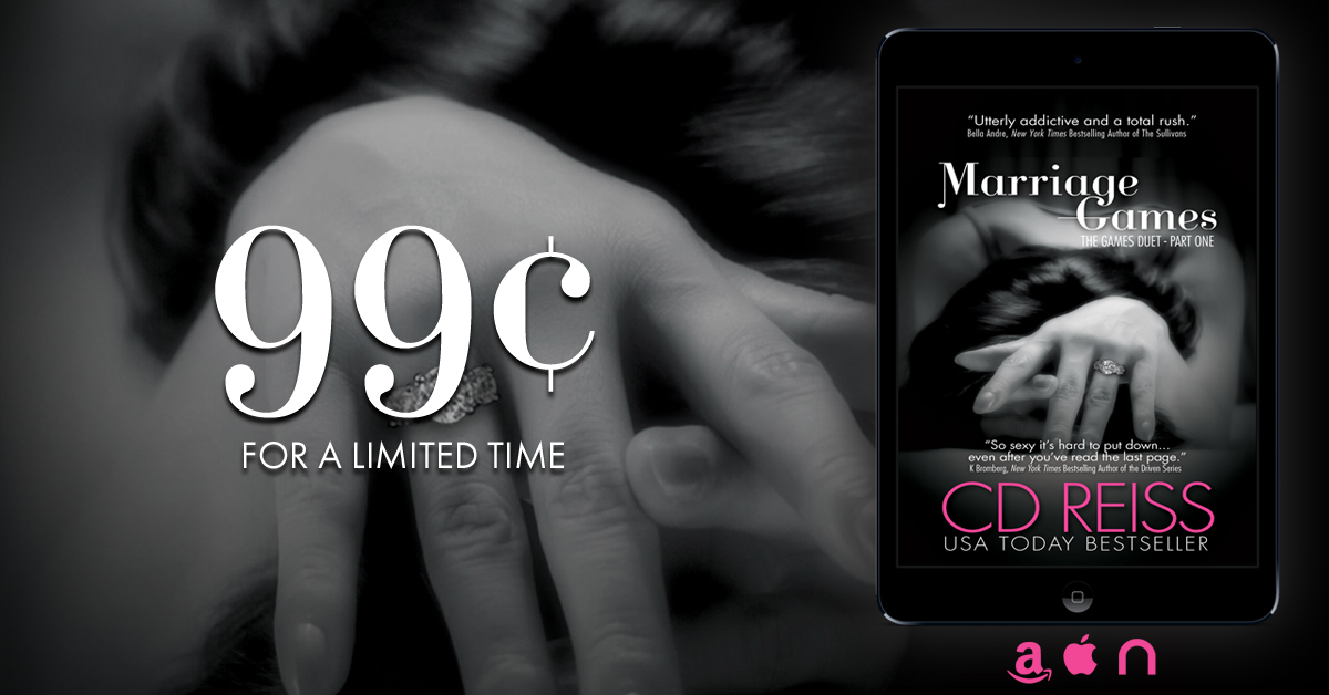 Marriage Games 99c