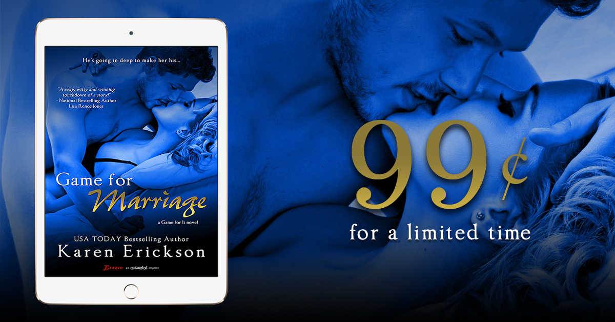Game for Marriage 99c