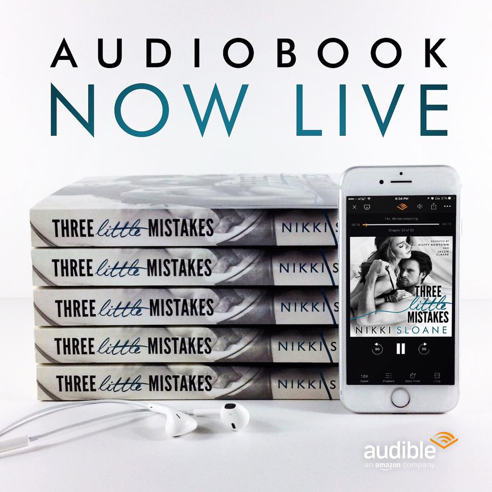 THREE LITTLE MISTAKES AUDIO