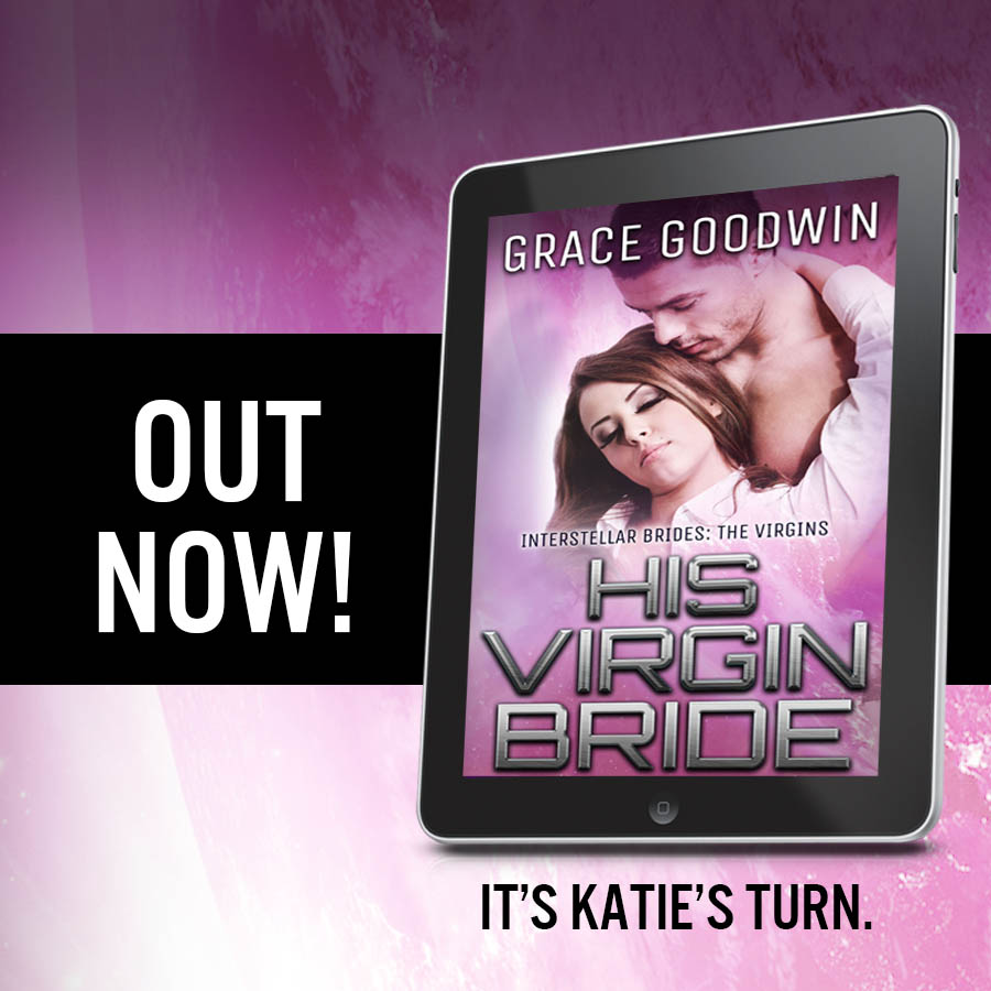 HIS VIRGIN BRIDE OUT NOW