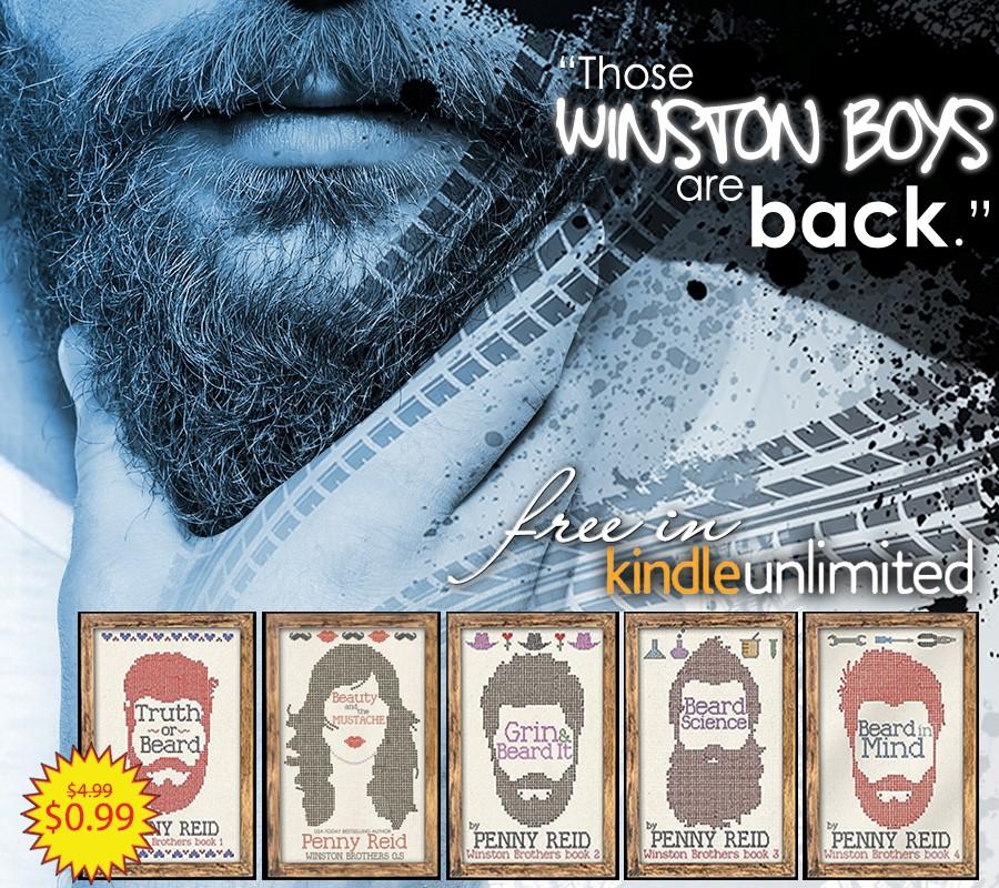 WINSTON BOYS PENNY REID 99