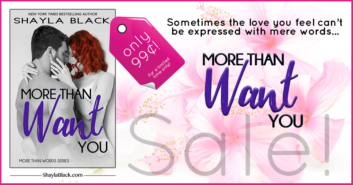 MORE THAN YOU WANT 99C