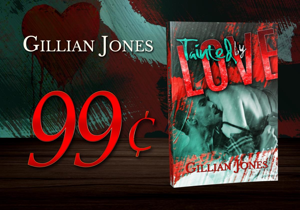 Gillian Jones Sale TBL[115341].jpg TAINTED BY LOVE 99 SINGLE BOOK