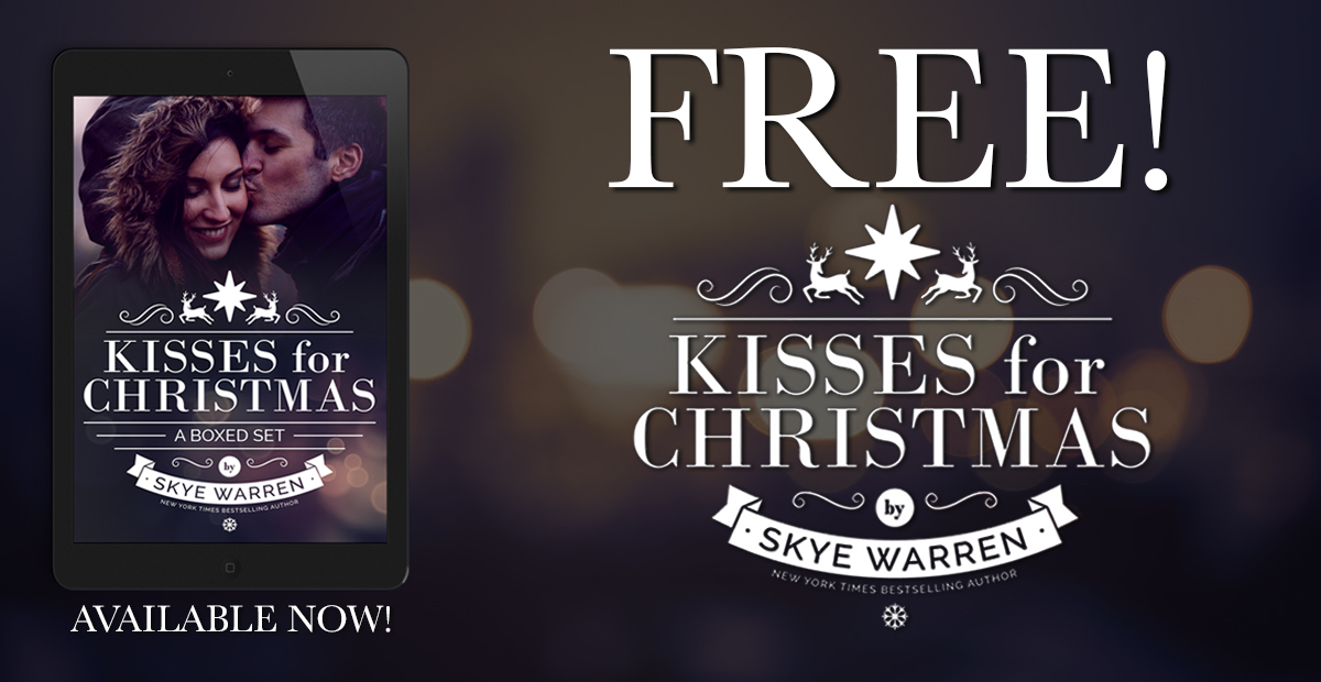 kisses for christmas boxed set