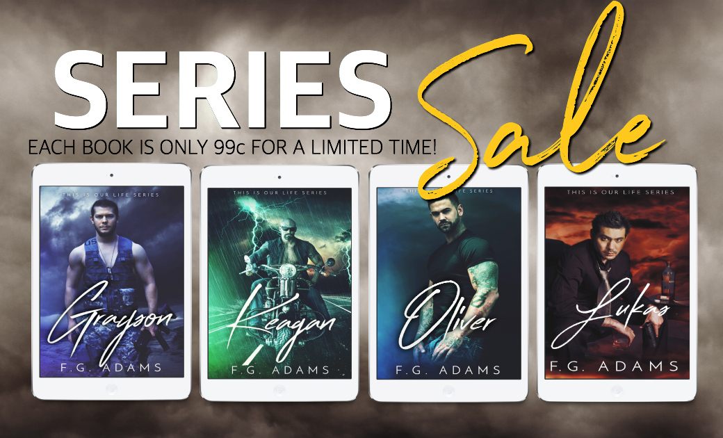 SERIES SALE F G ADAMS