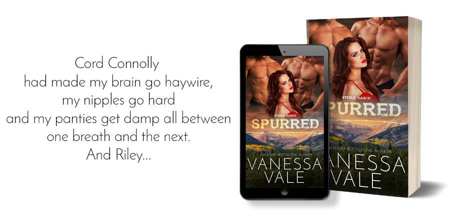 SPURRED TEASER 1601