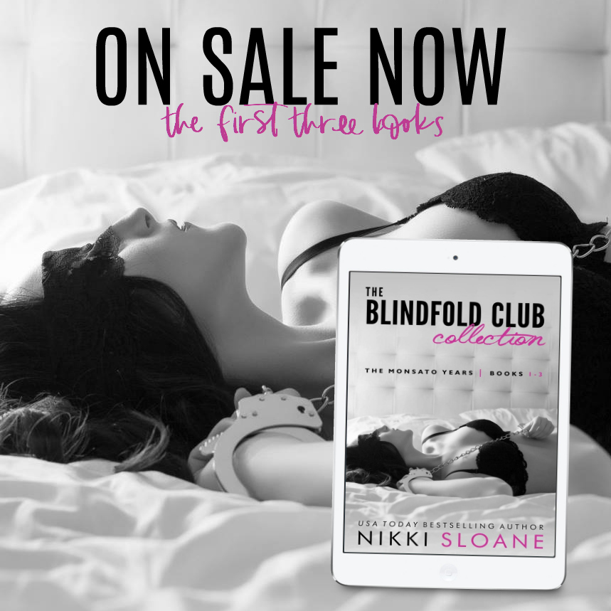THE BLINDFOLD CLUB COLLECTION TEASER