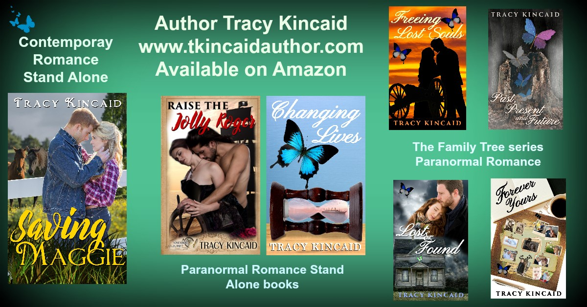 TRACY KINCAID 2018