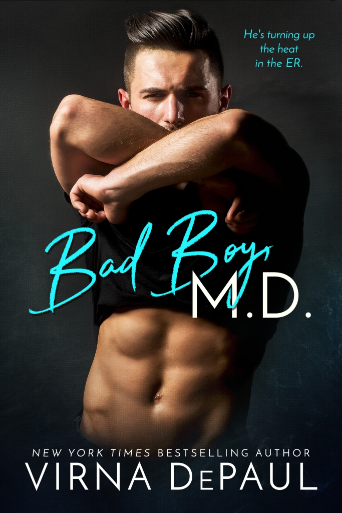 PREORDER Blitz: BAD BOY M D  By VIRNA DePAUL is Coming February 27th