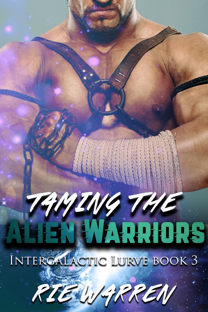Taming the Alien Warriors Rie Warren FINAL[141784]