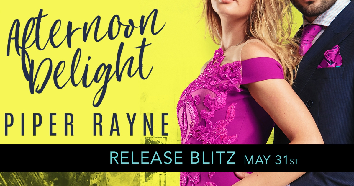 Release Blitz Afternoon Delight Charity Case Series By Piper