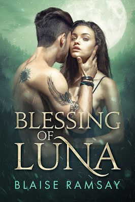 Blessing of Luna-Ebook BC