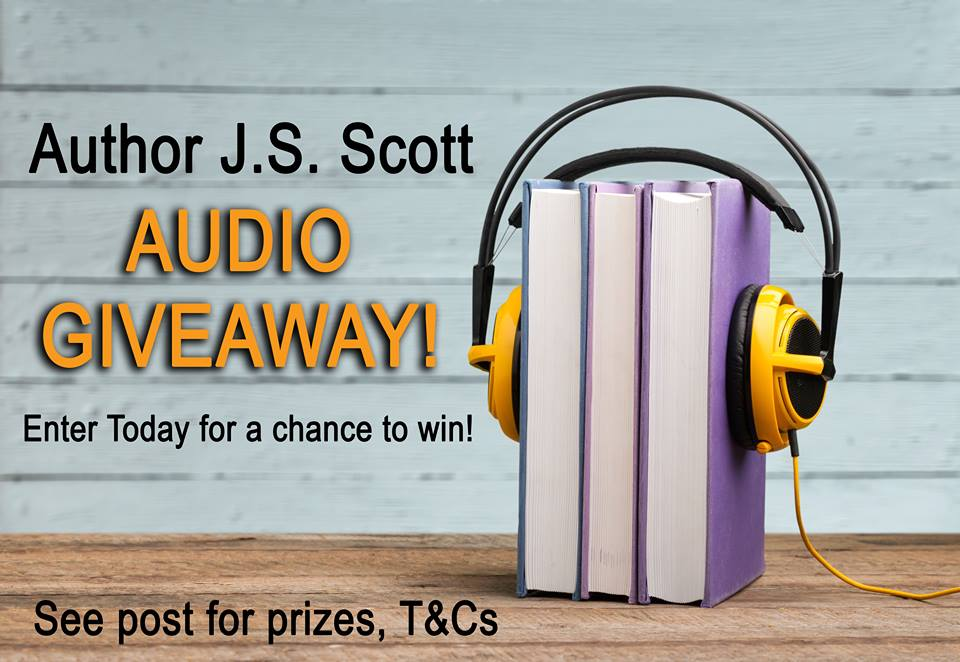 J S SCOTT TBO Audio Giveaway[149293]