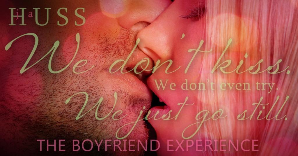 THE BOYFRIEND EXPERIENCE KISS[152935]2505