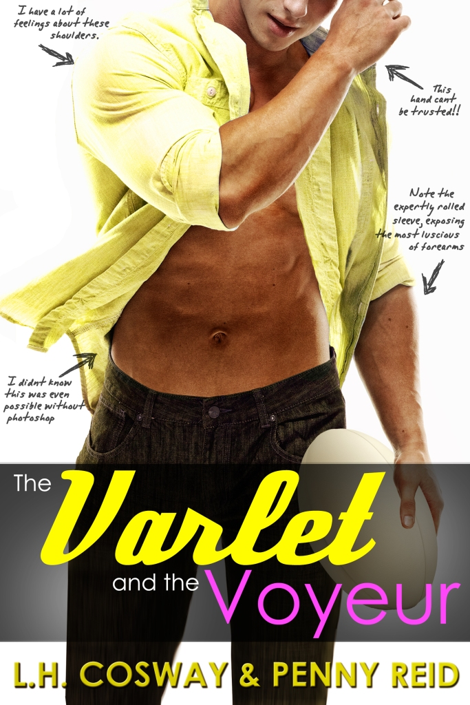 THE VARLET AND THE VOYEUR Cover[160984]