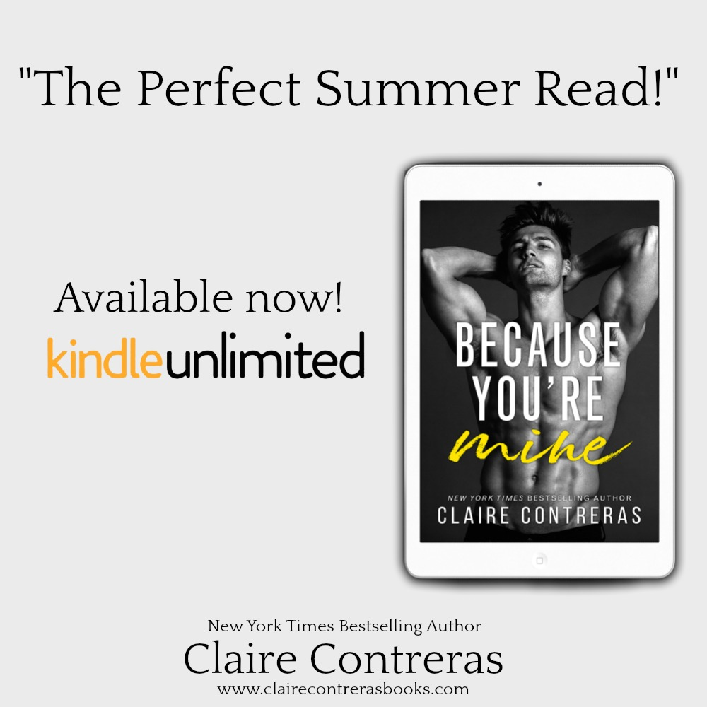 BECAUSE YOU'RE MINE perfectsummerread[170155]
