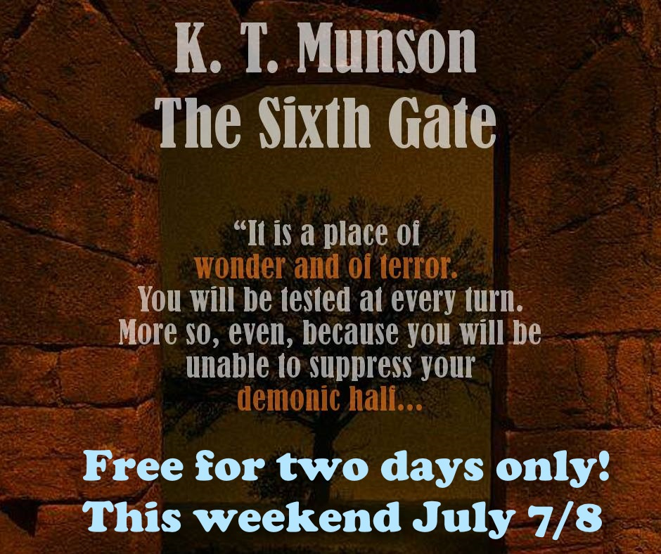 KT Munson The Sixth Gate Sale[166278]
