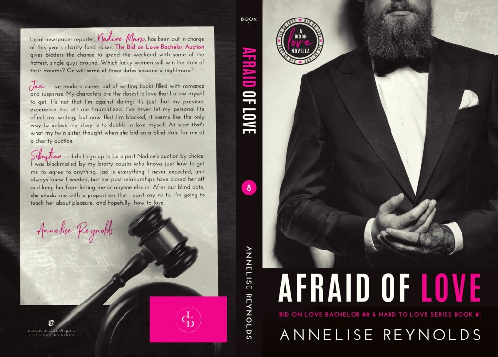 AFAID OF LOVE Annelise Reynolds AOL 2 FULL WRAP