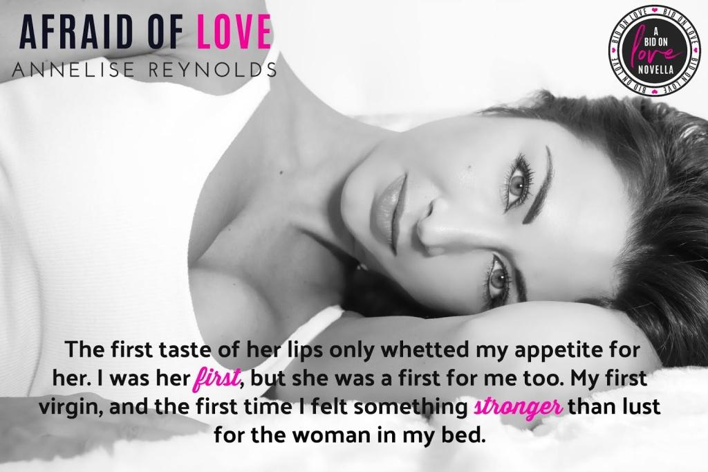 AFRAID OF LOVE Annelise Reynolds AOL 5TEASER 5