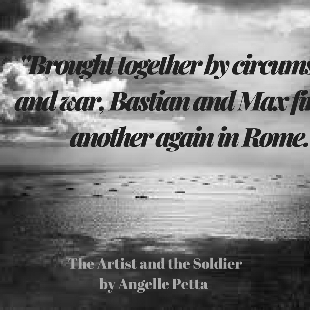 The Artist and the Soldier by Angelle Petta - Teaser 2[182379]