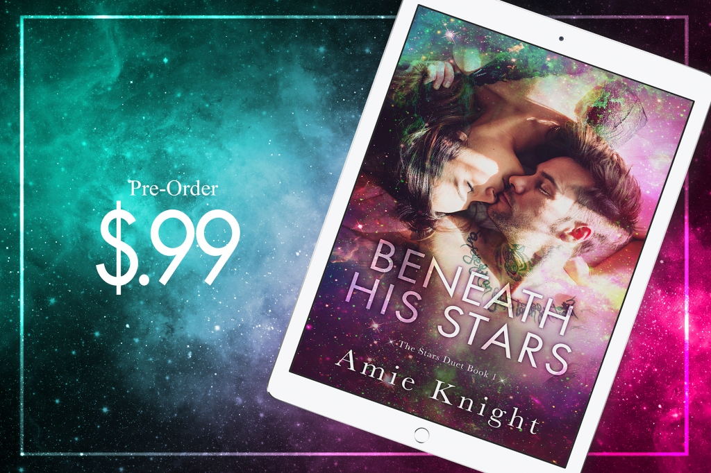 Beneath His Stars PreOrder2