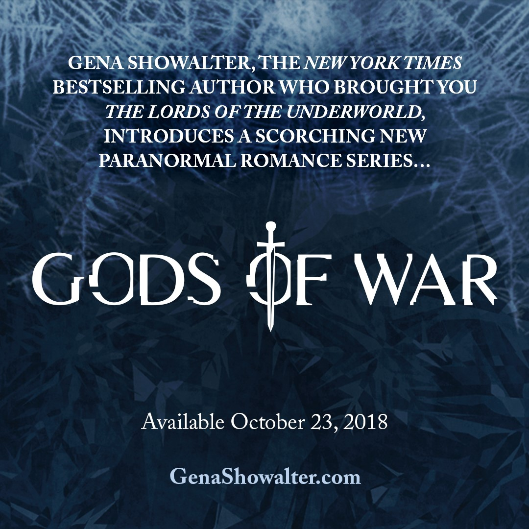 GODS OF WAR SHADOW AND ICE TEASER