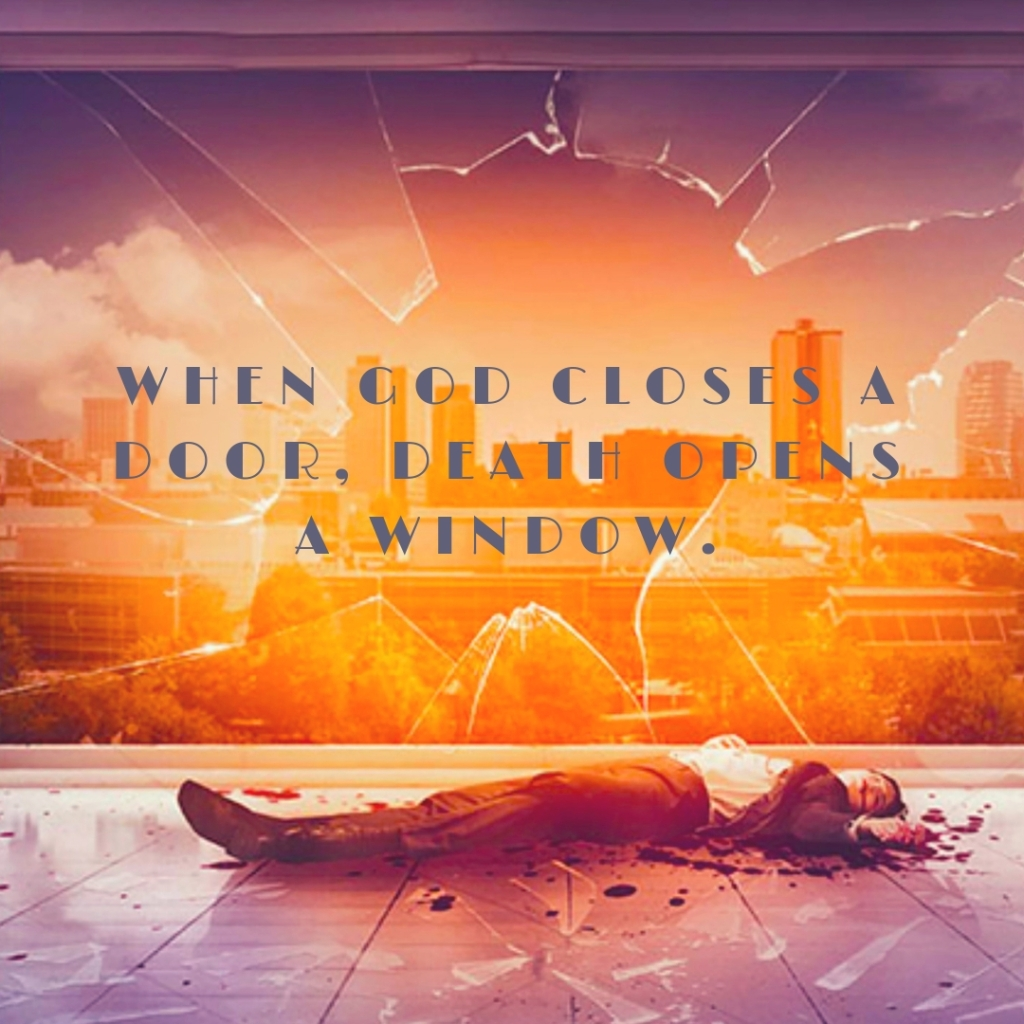Death Opens a Window (Mourning Dove Mysteries, Book 2) by Mikel J. Wilson teaser 1