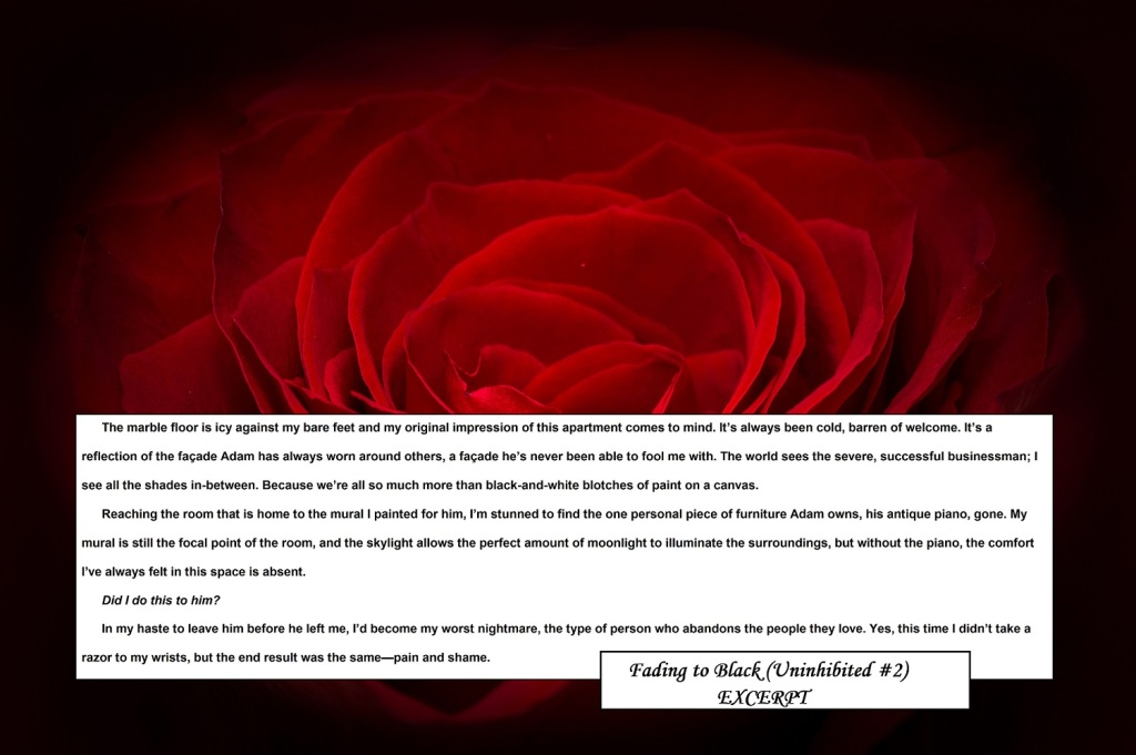 Fading to Black - Excerpt #3