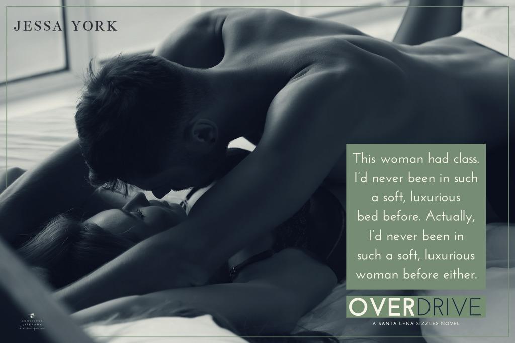 Jessa York Overdrive 4