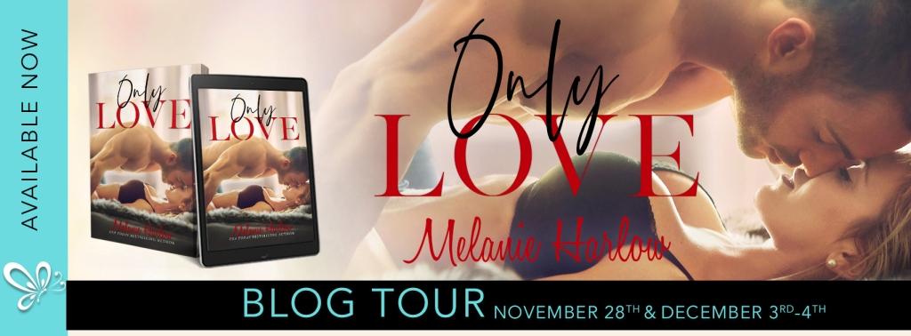Only Love BTbannerBlog Tour