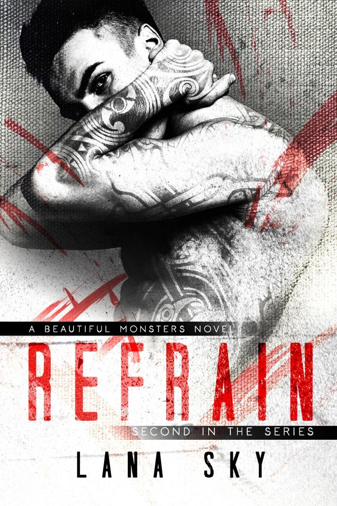 refrain cover graphic