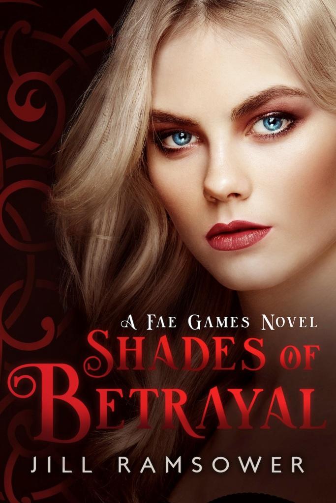 Shades of Betrayal _ebook