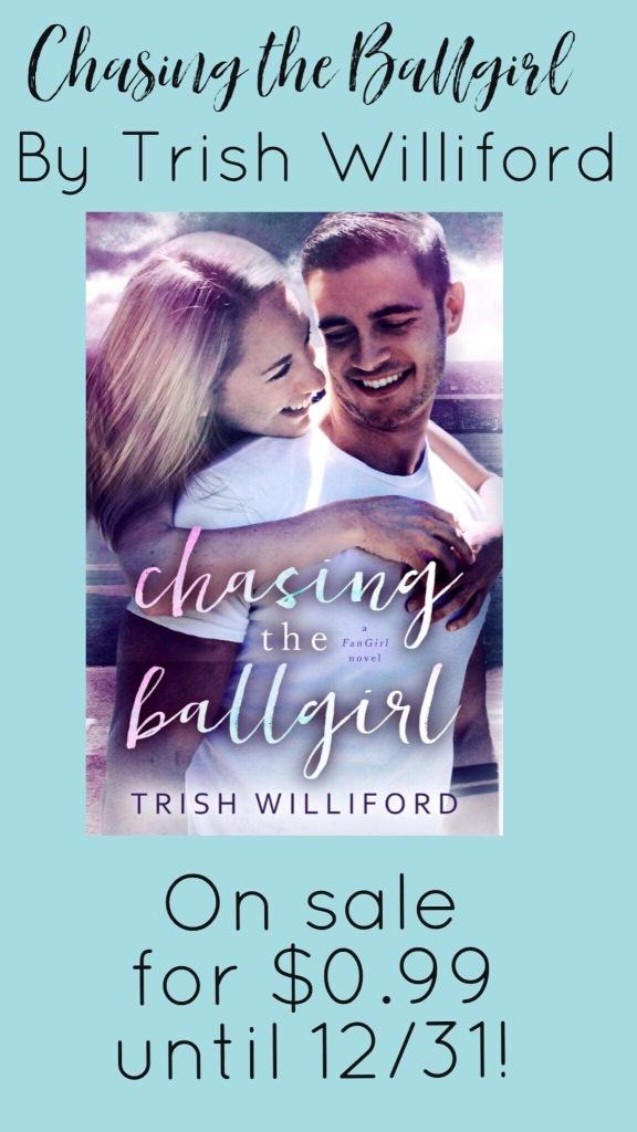 Trish Williford Chasing the Ballgirl SALE