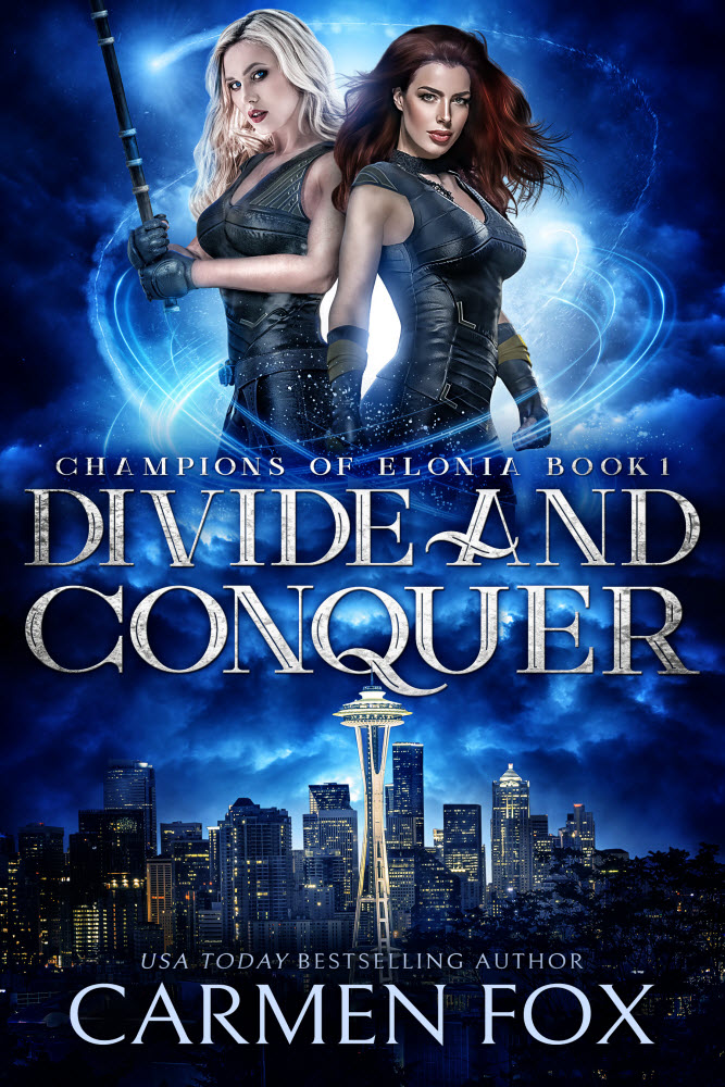 Divide And Conquer by Carmen Fox 1000 BC