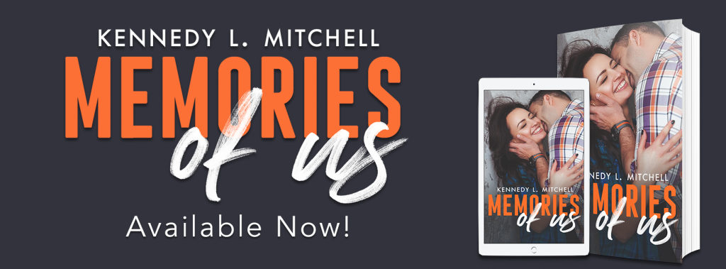 Memories of Us AVAILABLE NOW BANNER
