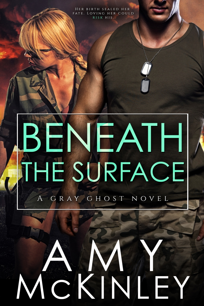 Beneath The Surface NEW Amy Mckinley E-Cover