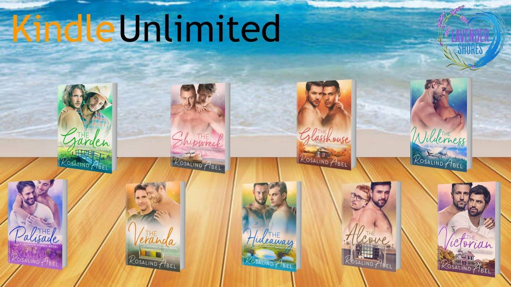 Lavender Shores series Spotlight KU