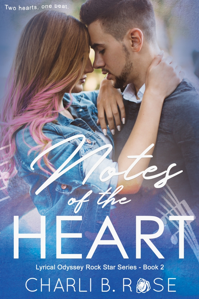 notes of the heart by charli b. rose bc