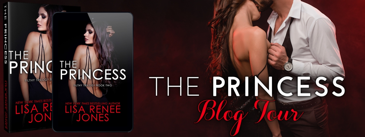princess blog tour banner