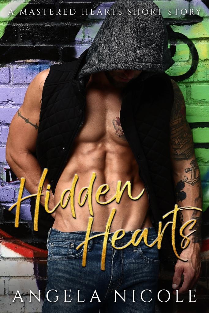 Angela Nicole Hidden Hearts COVER
