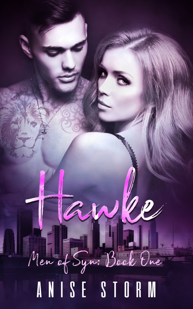 Anise Storm Hawke COVER