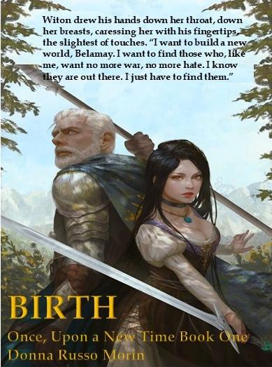 BIRTH Teaser graphic book 1