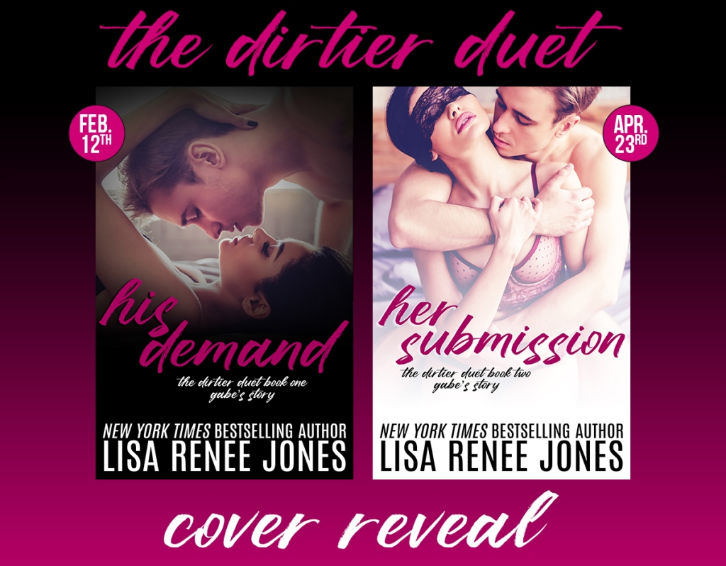 COVER REVEAL lisa renee jones
